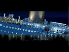 Titanic 3D Blu-ray | The Ship of Dreams Sinking - Grand Staircase flooding