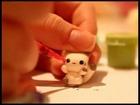 ◕‿◕ Kitten! Kawaii Friday 39 (Tutorial in Polymer Clay)