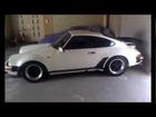 Immaculate White Porsche 911 930 Turbo 1985 Start Up Revving