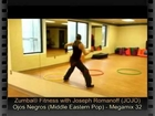 Zumba® Fitness With Joseph Romanoff ( JOJO ) - Ojos Negros (Middle Eastern POP)(Zin 32 Megamix)