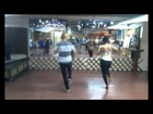 Rotev Salsa - Shay Zigi & Oshrat Elkeslassie - Cha Cha Work Shop Advanced - Lesson 2