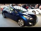 2013 Hyundai Elantra GT - Exterior Walkaround - 2013 Toronto Auto Show - 2013 CIAS