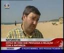 Reportagem Naturismo 22 Abril 2007