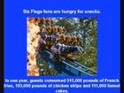 4 Free Six Flags Tickets-Six Flags El Toro New Jersey-Six Flags Electric Adventure-Six Flags Eagle