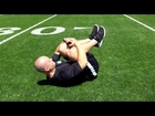 Dryland Hockey Training for Flexibility-Turtle Rolls