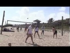 Nicole Mejias Sand Volleyball Film