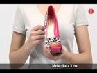 Peep Toe Feminino Bottero 169101 - Pink