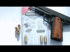 Glaser 45 ACP Silver Tip Gel Test