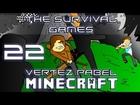 Igrzyska Śmierci - #22 - Pabel & Vertez - Minecraft -