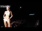 Blue Fashion Beachwear ft Sexy Bikini Models - Backstage & Show Milan - Spring 2012 | FashionTV FTV