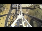 Full Throttle HD POV Footage Six Flags Magic Mountain