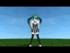 [MIKUMIKUDANCE] Hatsune Miku - Melody Line [TO-type Miku]