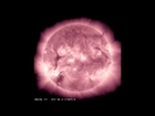 8/31/2012 -- Multiple views of Large solar filament eruption -- Earth Directed