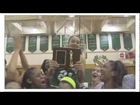Alexus Hill - 2014 WRAL-TV Tom Suiter's Extra Effort Award Winner