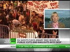 Europe Fury: People  rise up against EU cash machine with anti-austerity marches