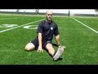 Dryland Hockey Training for Hip Flexibility-Lead & Trail Leg Lifts