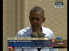 Obama confesses: Secretaries pay lower tax rates than their bosses, speech, Pittsburgh, Pennsylvania