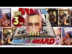 Stan Lee Excelsior Award 2013 Winners Announced