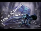 A Noob plays League of Legends with ASG p3: GOING TOP