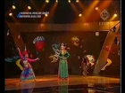 SANDRINA feat ARDHY & DIDIK NINI THOWOK - Contemporer Dance[Indonesia seeking Talent 2013]