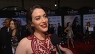 Kat Dennings Is Stunning At Los Angeles Premiere of