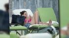 Katie Holmes en bikini à Miami