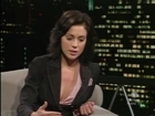 Alyssa Milano on the Tavis Smiley Show