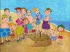 Lucie, épisode 8 : Construire un château de sable, façon Lucie
