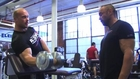 Ben Pakulski Trains Arms and Back with Charles Poliquin