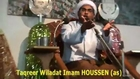 Taqreer Wiladat Imam Houssen (as)