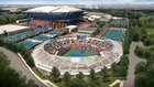 USTA Unveils Plan For Roof at Ashe Stadium