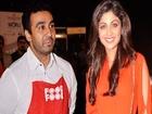 Raj Kundra Cooks For Shilpa Shetty At Worli Food Festival