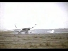 Tupolev Tu-144 au decollage