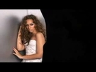 Leona Lewis Behind The Scenes For Harpers Bazaar Photshoot