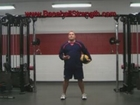 Medicine Ball Power Training for Baseball, Vol. 1
