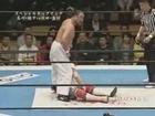 Toshiaki Kawada & Kanemura vs Riki Choshu & Shiro Koshinaka