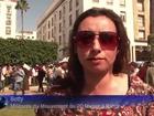 Maroc: des jeunes appellent à la dissolution du parlement