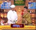 Abhiruchi - Recipes - Senaga Pappu Rice, Tomato Appalu & Ragi Sankati Menti Pulusu - 01