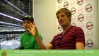 Comic Con 2011 - Bradley James and Colin Morgan Itw