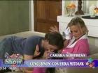Pedro en la Cocina 22 (cámara sorpresa Concubinos a Erika Mitdank) - 10 de Noviembre