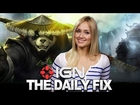 Mists of Pandaria Gets Release Date & A Next-Gen Kinect Hinted? - IGN Daily Fix 07.25.12