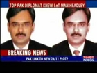 Top Pak diplomat knew US Lashkar operatives- FBI(31 Oct 2009)