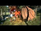 Dragon's Dogma - Drake battle!